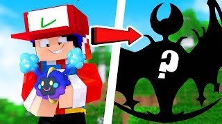 Cosmoem  - (Pokémon) - Minecraft : EVOLUI O COSMOEM LUNALA OU SOLGALEO - POKEMON SLEEP Ep.22 « Nitro »