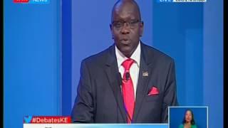 Presidential candidate Ekuru Aukot's resolve to bad leadership and soiled integrity in Kenya