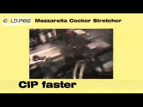 Gold Peg's Mozzarella Cooker Stretcher