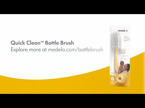 Quick Clean™ Bottle brush