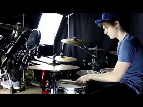 Thanks For The Memories - Fall Out Boy - Matt Cooper Drums - Drum Cover