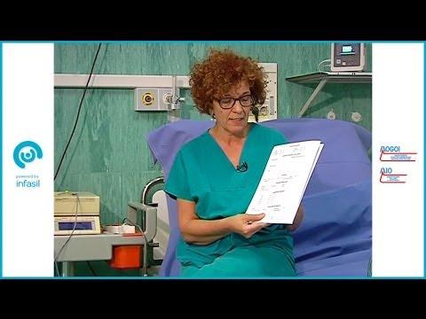 Struttura per un electrophoresis a osteochondrosis