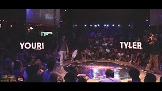 Youri VS Tyler | step 2 pool 4