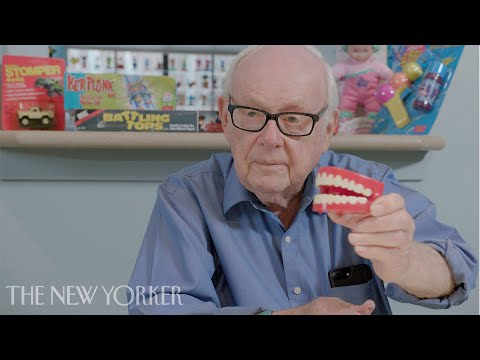The Genius Who Created the Chattering Teeth & Other Toys