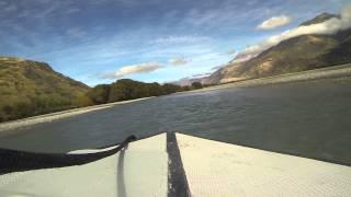 preview picture of video 'NZJBA Canterbury Matukituki River Run'