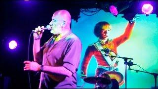 Fish - Heart of Lothian (Marillion song) - Live in Barcelona 16/02/2015