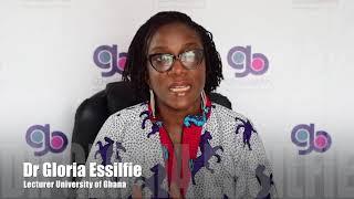 Dr.Gloria Essilfie (Lecturer, UG)