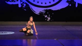 "Madeleine Rupe's ""Good to Mama"" Solo - Move Dance Competition"