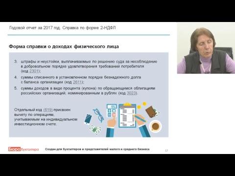 Годовая отчетность по налогу на имущество, УСН и НДФЛ