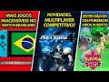 Mais Jogos Que Brasileiros N o Poder o Jogar No Switch