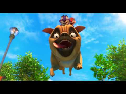 The Nut Job 2: Nutty by Nature (TV Spot 'Cast')