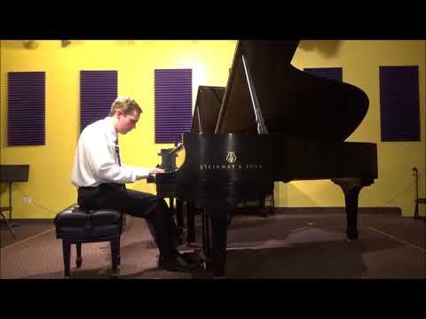 Evan Pilate plays In The Mirror by Yanni