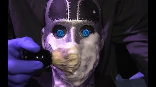 Da Best Shave Ever For Droids & Human Beings ASMR