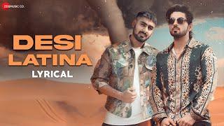 Desi Latina Lyrics in hindi and english