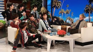 BTS Get Scared by a Fangirl - Video Youtube