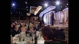Hugh Laurie Wins Best Actor TV Series Drama  Golden Globes 2006