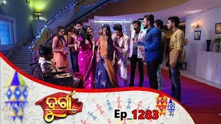Durga | Full Ep 1283 | 17th Jan 2019 | Odia Serial - TarangTV