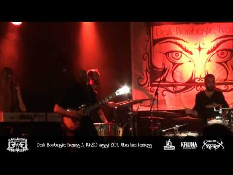 Dordeduh_(04)_Dark Bombastic Evening 3 (2011, Alba Iulia) online metal music video by DORDEDUH