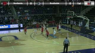 Girls BKB: Southside vs. Northside 2-24-17
