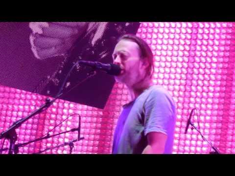 Radiohead - Kid A -  Live @ Jobing.com Arena 3-15-12 in HD