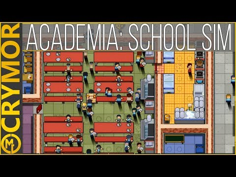 Academia: School Simulator Review | Considers video thumbnail