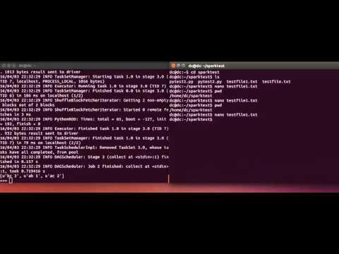 Apache Spark tutorial 7: Union
