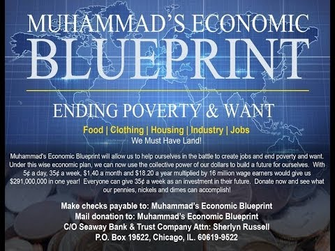 Download Muhammad's Economic Blueprint(3year plan) Mp4 HD Video and MP3