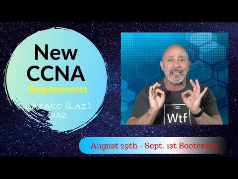 NEW CCNA 200-301 requirements - YouTube