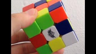 Учимся как собрать кубик Рубика 3х3 - видеоурок