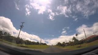 2015-10-13 Drive from Yungaburra