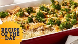 Recipe of the Day: Chicken Ramen Noodle Casserole | Food Network