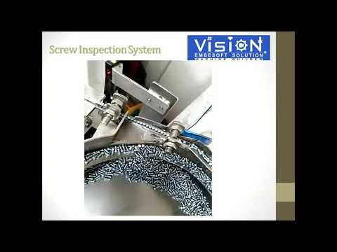 Fastener Optical Inspection System