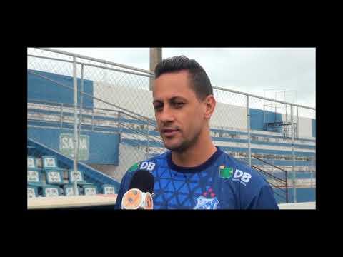 URT: Eduardo Ramos disputará pela primeira vez o Mineiro