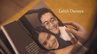 Hanggini - Lebih Darinya (Official Music Video) Video thumbnail