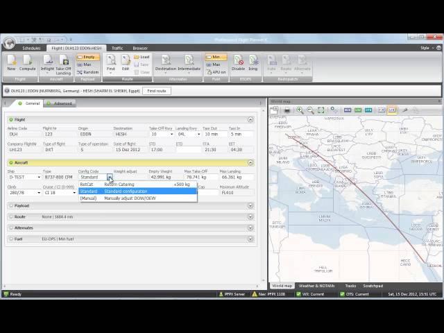 fsx fuel planner software