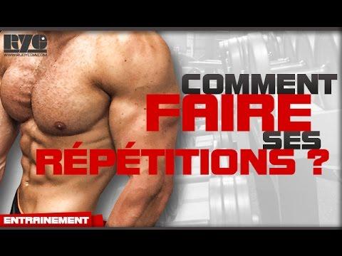 Le bodybuilding du programme des entraînements sur les épaules