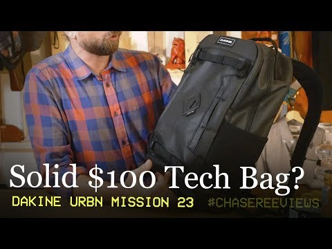 BEST AFFORDABLE URBAN TECH BACKPACK? (Dakine UM23)