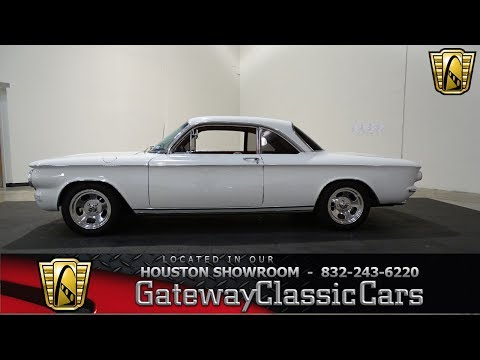 Video of '61 Corvair - L1SO