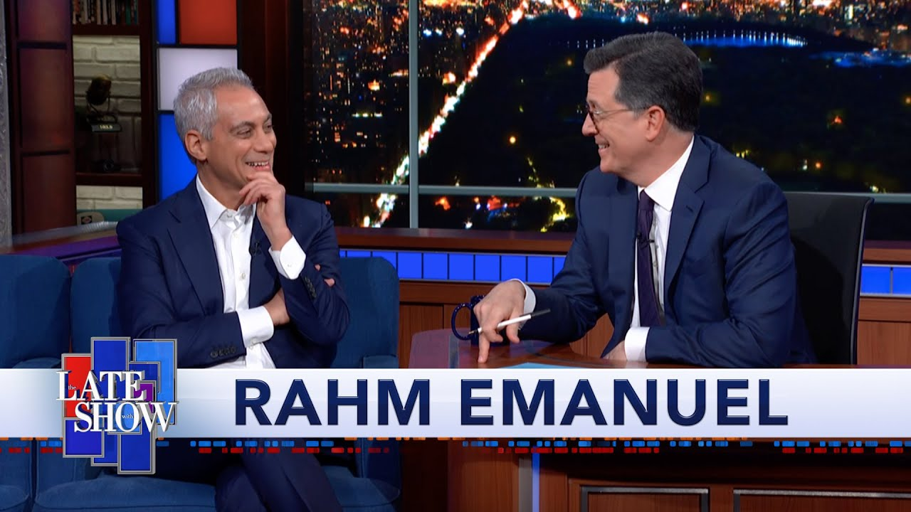 Rahm Emanuel: Mayors Are On The Rise Because Americans Believe In Their Local Government thumbnail