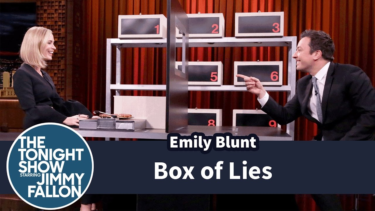 Box of Lies with Emily Blunt thumbnail