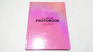 Unboxing BLACKPINK Photobook Limited Edition 블랙핑크 포토북 언박싱/ 후기
