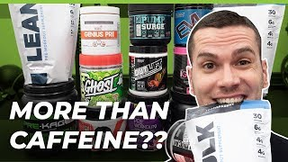 8 Best Pre Workouts for Fat Loss, Cardio, and More (2019 Updates!)