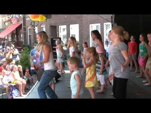 Dancing Queen Ingrid in Gennep