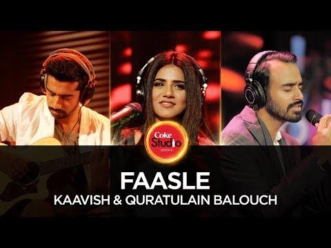 Coke Studio Season 10| Faasle| Kaavish & Quratulain Balouch
