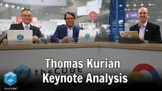 Thomas Kurian Keynote Analysis | Google Cloud Next 2019