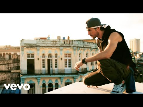 Subeme La Radio - Enrique Iglesias  (Video)