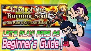 【FFBE】Let's Play FFBE! #6 –Beginner's Guide–Training the Soul【Global】