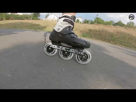 Powerslide One Bronx 100 urban inline skates – Rolling Review