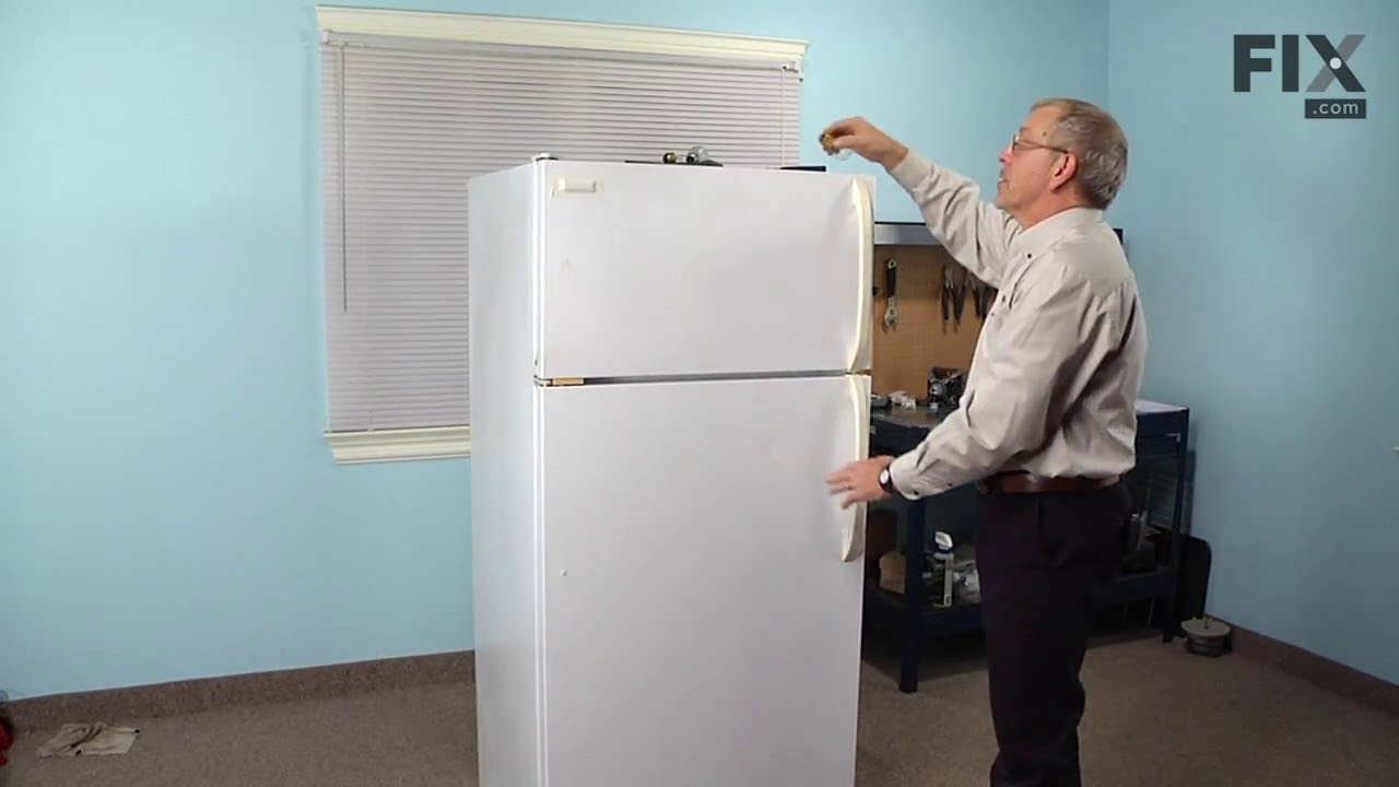 Replacing your Frigidaire Refrigerator Oven Light Bulb