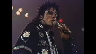 Michael Jackson - Live At Wembley (July 16, 1988)